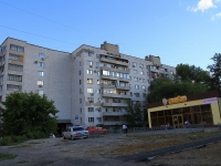 Волгоград, улица Ткачёва, дом 3. многоквартирный дом