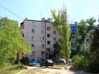 Волгоград, улица Ткачёва, дом 4. многоквартирный дом