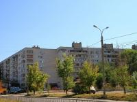 Волгоград, улица Ткачёва, дом 5. многоквартирный дом