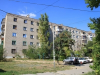 Volgograd, St Tkachev, house 8. Apartment house