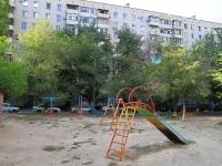 Волгоград, улица Ткачёва, дом 13. многоквартирный дом