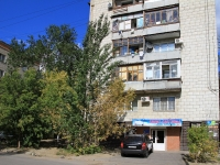 Volgograd, st Chapaev, house 18. Apartment house