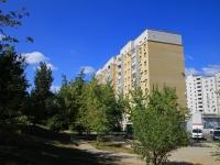 Волгоград, улица Днестровская, дом 14. многоквартирный дом