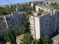 Волгоград, улица Хиросимы, дом 1. многоквартирный дом