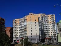 Волгоград, улица Хиросимы, дом 4. многоквартирный дом