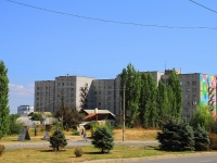 Волгоград, улица Хиросимы, дом 8А. общежитие