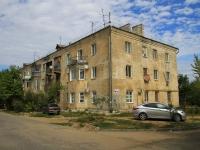 Волгоград, улица Зеленогорская, дом 4. многоквартирный дом