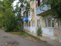 Volgograd, St Istoricheskaya, house 136. Apartment house