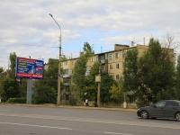 Волгоград, улица Историческая, дом 138. многоквартирный дом