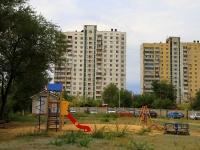 Волгоград, улица Историческая, дом 140. многоквартирный дом