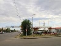 Volgograd, St Istoricheskaya, house 177. fuel filling station