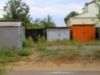 Volgograd, St Istoricheskaya. garage (parking)