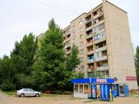Волгоград, улица Колпинская, дом 1А. многоквартирный дом