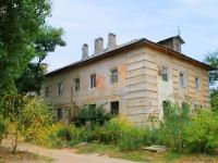 Волгоград, улица Колпинская, дом 2. многоквартирный дом