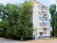 Волгоград, улица Колпинская, дом 5. многоквартирный дом