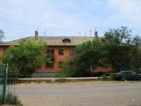Волгоград, улица Колпинская, дом 10. многоквартирный дом