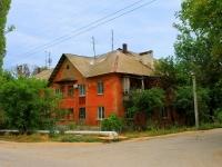 Волгоград, улица Колпинская, дом 12. многоквартирный дом