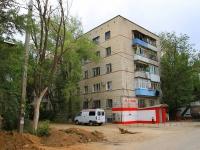 Волгоград, улица Колпинская, дом 18. многоквартирный дом