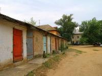 Волгоград, улица Колпинская. хозяйственный корпус