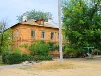 Волгоград, улица Егорьевская, дом 3. многоквартирный дом