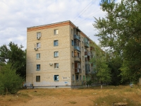 Волгоград, улица Егорьевская, дом 7. многоквартирный дом
