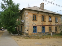 Волгоград, улица Егорьевская, дом 9. многоквартирный дом
