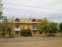 Волгоград, улица Егорьевская, дом 13. многоквартирный дом