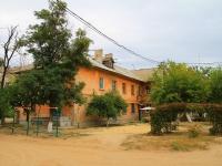 Волгоград, улица Егорьевская, дом 17. многоквартирный дом
