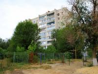 Волгоград, улица Краснополянская, дом 1А. многоквартирный дом