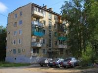 Волгоград, улица Краснополянская, дом 8. многоквартирный дом