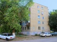 Волгоград, улица Краснополянская, дом 10. многоквартирный дом