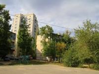 Волгоград, улица Краснополянская, дом 12. многоквартирный дом