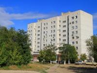 Волгоград, улица Краснополянская, дом 14А. многоквартирный дом