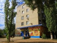 Волгоград, улица 51 Гвардейской Дивизии, дом 10. многоквартирный дом