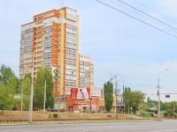 Волгоград, Маршала Жукова проспект, дом 100. многоквартирный дом