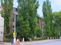 Волгоград, улица Восточно-Казахстанская, дом 16. многоквартирный дом