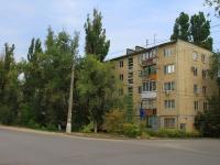 Волгоград, улица Восточно-Казахстанская, дом 18. многоквартирный дом