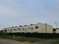 Volgograd, St Vostochno-Kazakhstanskaya, house 49А. Apartment house