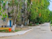 Волгоград, улица Гейне, дом 1А. многоквартирный дом