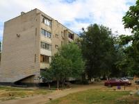 Волгоград, улица Гейне, дом 3А. многоквартирный дом