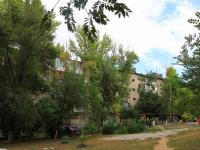 Волгоград, улица Гейне, дом 3. многоквартирный дом