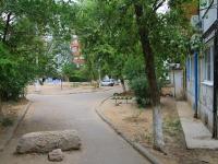 Волгоград, улица Гнесиных, дом 58. многоквартирный дом