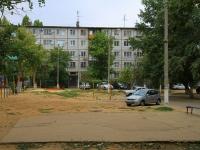 Волгоград, улица Гнесиных, дом 62. многоквартирный дом
