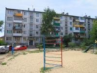 Волгоград, улица Ессентукская, дом 7. многоквартирный дом