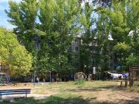 Волгоград, улица Кутузовская, дом 1. многоквартирный дом