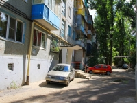 Волгоград, улица Кутузовская, дом 9. многоквартирный дом