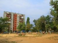 Волгоград, улица Панкратовой, дом 60. многоквартирный дом