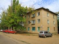 Волгоград, улица Полесская, дом 4. многоквартирный дом