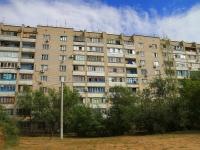 Volgograd, st Polesskaya, house 6. Apartment house