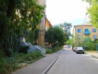 Volgograd, st Polesskaya, house 8. Apartment house